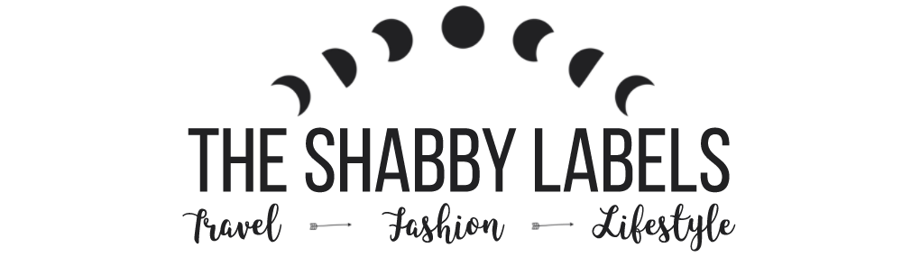 The Shabby Labels - Travel, Fashion and Lifestyle Blog