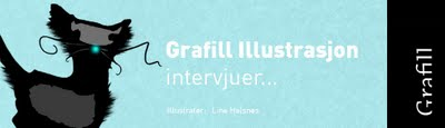 Grafill Illustrasjons intervjuer