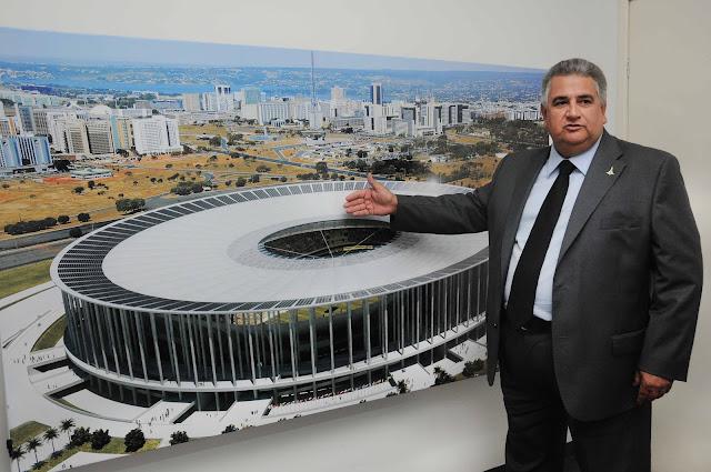 Governo explica o legado que a Copa do Mundo de 2014 deixará em Brasília