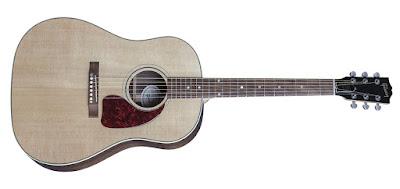 Gitar Akustik Gibson Terbaru