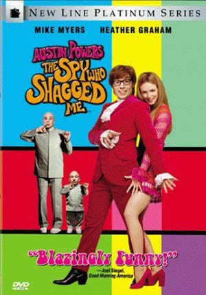 Austin Powers the Spy Who Shagged Me (1999)