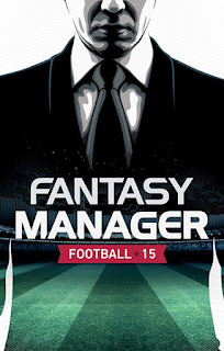 Screenshots of the Fantasy manager: Football 2015 for Android tablet, phone.