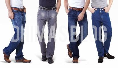 Trend Model Celana Jeans Pria Terbaru 2014