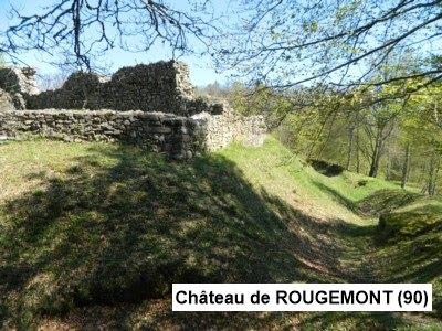 Châteaux-forts et abbayes de Lorraine et  d'Alsace