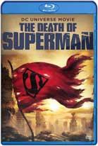 La Muerte De Superman (2018) HD 1080p Dual Latino / Ingles