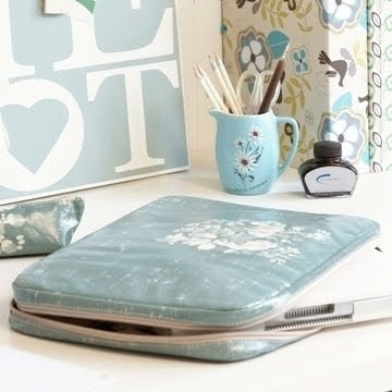 Pretty Lisa Stickley Laptop Case by Primrose and Plum