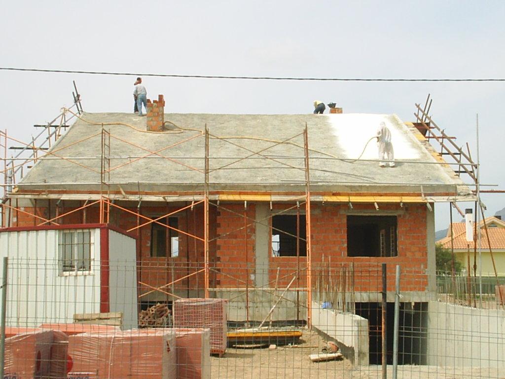Aislamiento de vivienda de nueva construcci n aislalor - Aislamiento vivienda ...