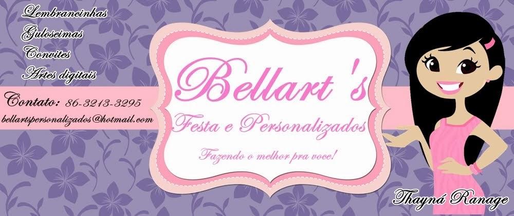Bellart's festa e personalizados