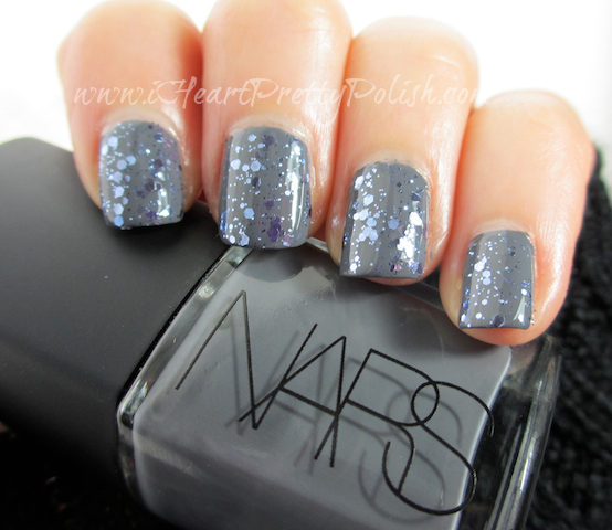 NARS Storm Bird Essie Stroke of Brilliance