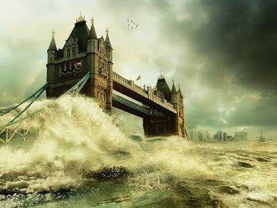 Tower Bridge Photo Manipulated Desktop Wallpapers