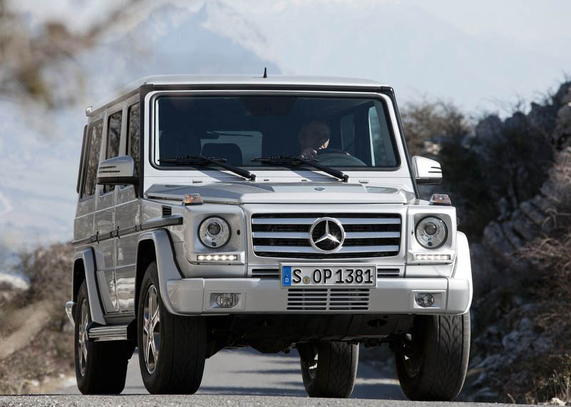 Luxury automobiles for 2013 mercedes benz g class