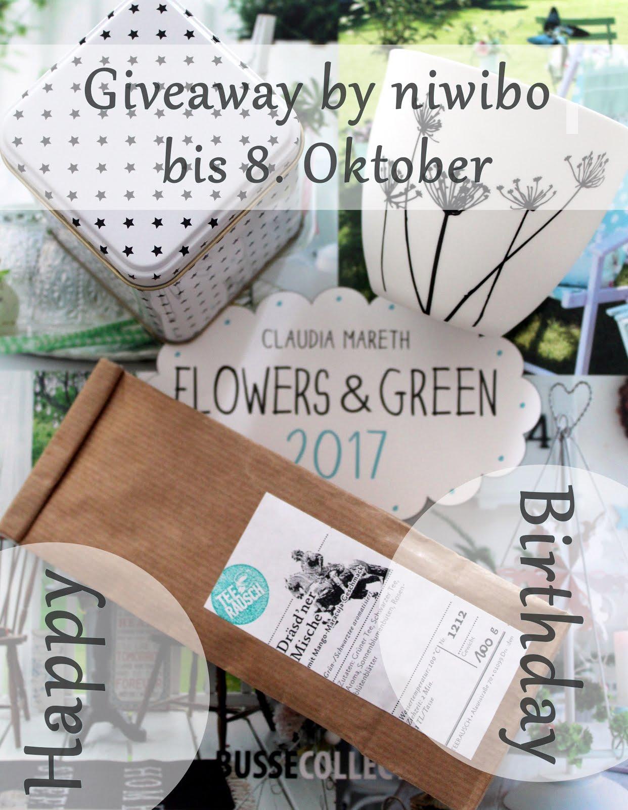 Bloggeburtstag bei niwibo