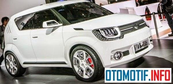 Suzuki iM-4 masa depan, otomotif info