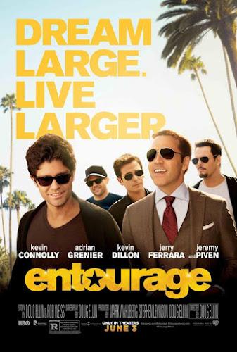 Entourage (Web-DL 720p Ingles Subtitulada) (2015)