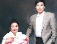 Tỷ phú Nina Wang khi còn sống và người tình Tony Chan. Ảnh: Standdard.