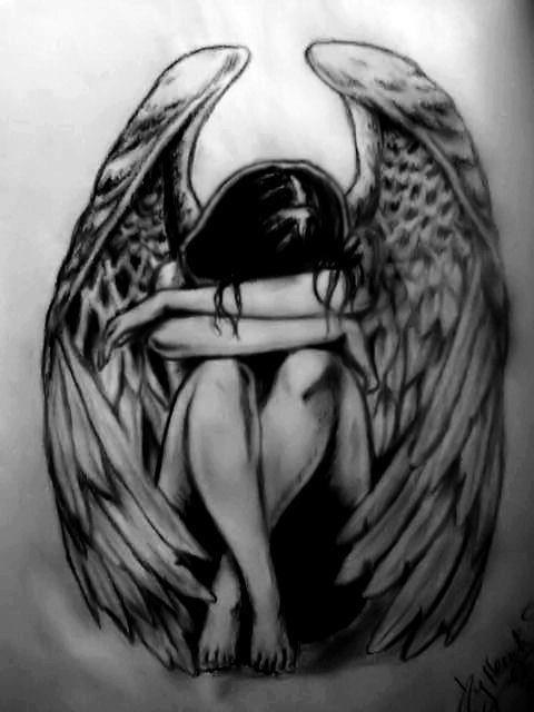 tattoos change angel tattoos. Black Bedroom Furniture Sets. Home Design Ideas