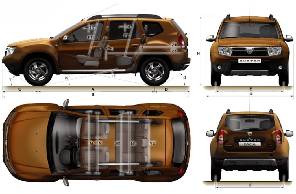 2014 dacia duster blueprint specs pictures intersting for Dacia duster specifications