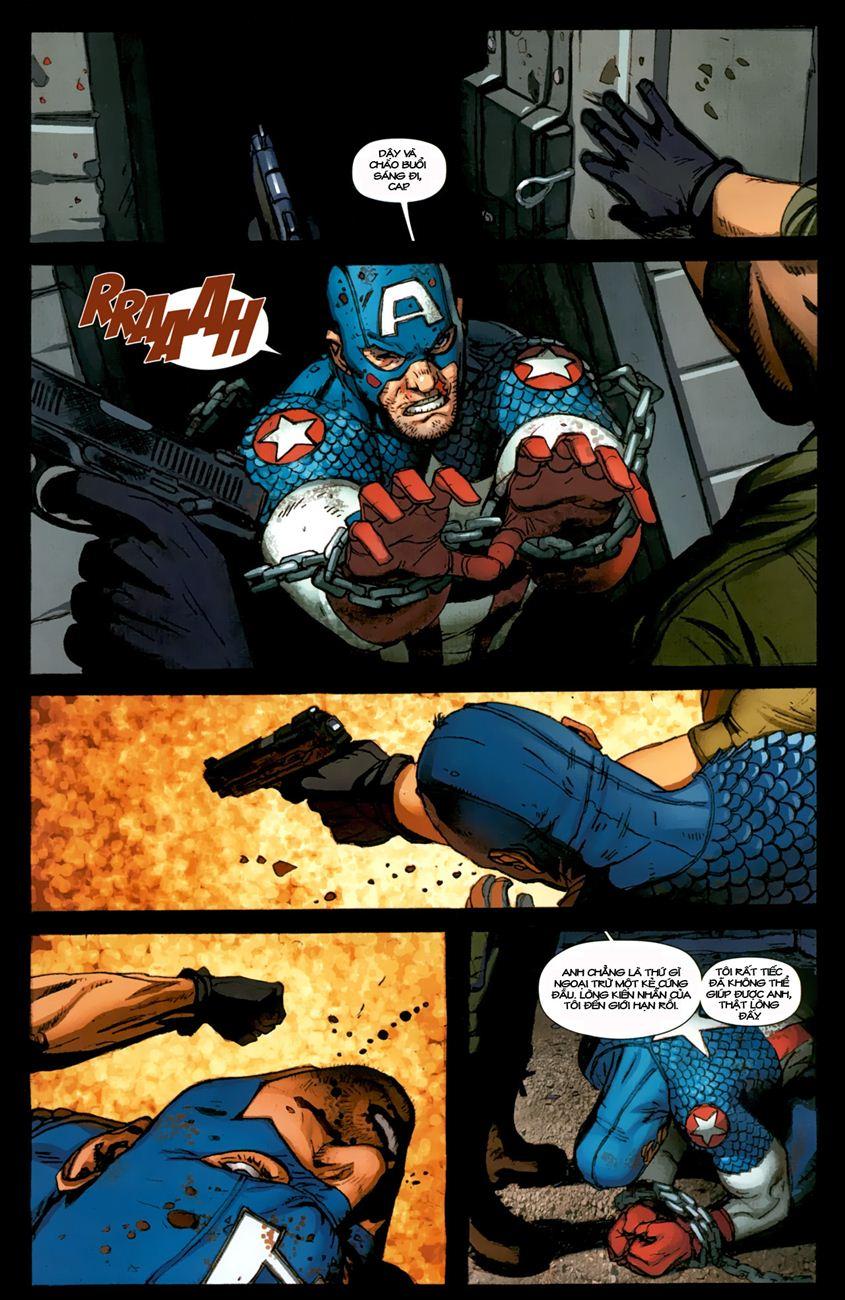 Ultimate Captain America chap 1 - Trang 5