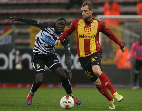 Kèo thơm bóng đá Mechelen vs Charleroi