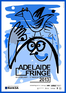 i gots the post adelaide fringe festival 2013 blues!