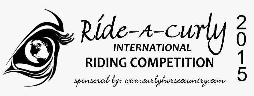Ride A Curly 2015 Logo
