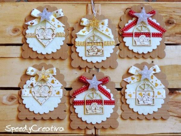 Molto Speedy Creativa: Vetrina di Natale!! YB01