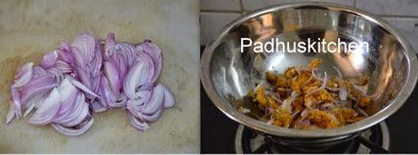 onion pakoda batter preparation
