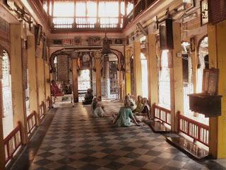 Nageshwar Temple Somwar Peth Pune