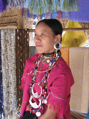 Lahu Big Ear Tribe