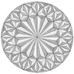 Composición Geometrica Portafolio Geometria