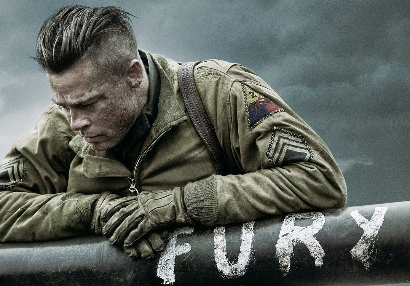 Fury: First Trailer & Poster