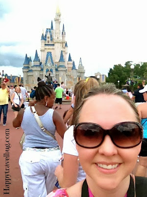 Me at the Magic Kingdom