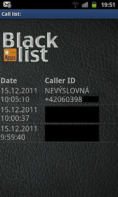 Download BlackList Pro v2.92 APK FULL VERSION