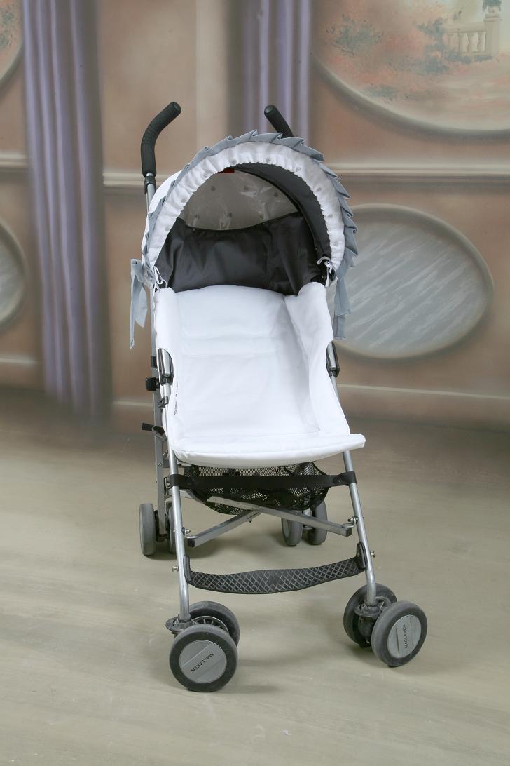 Caramelos baby nueva vestidura para tu silla de paseo for Mclaren carro de paseo