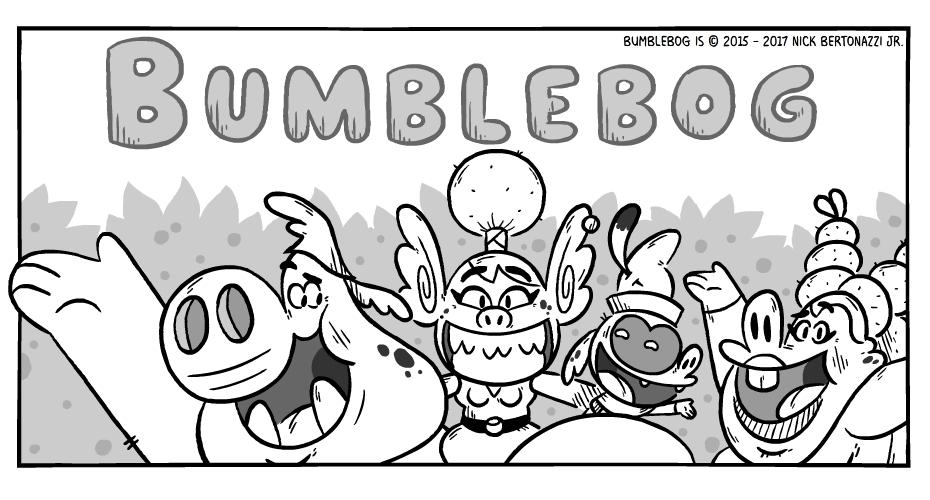 Bumblebog
