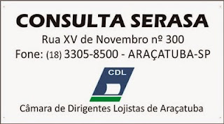 Consulta no Serasa Araçatuba