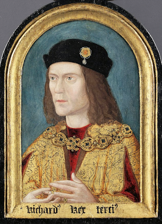Richard III King of England