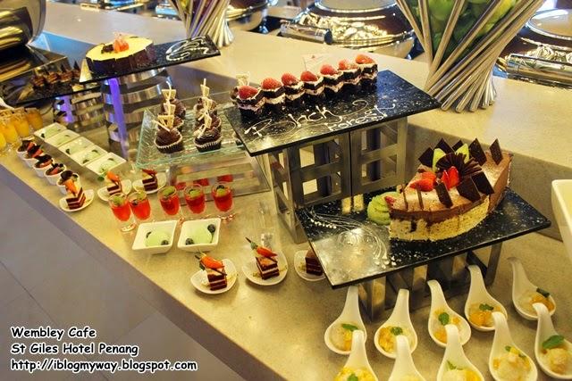 Wembley Cafe, St Giles Wembley Hotel Penang