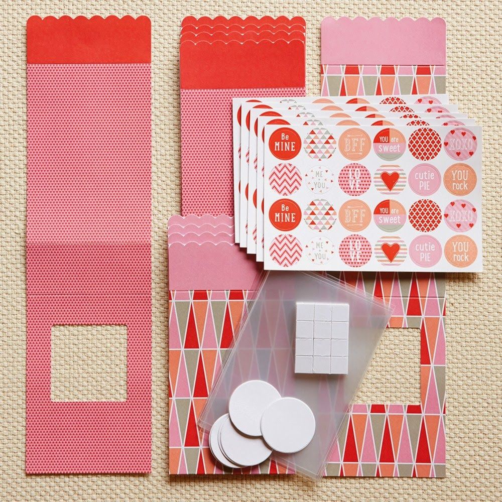 Cut Above™ Valentine Treat Bag Kit