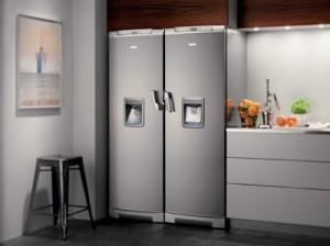 Ahorro con los electrodom sticos los frigor ficos side by - Cocinas con frigorifico americano ...