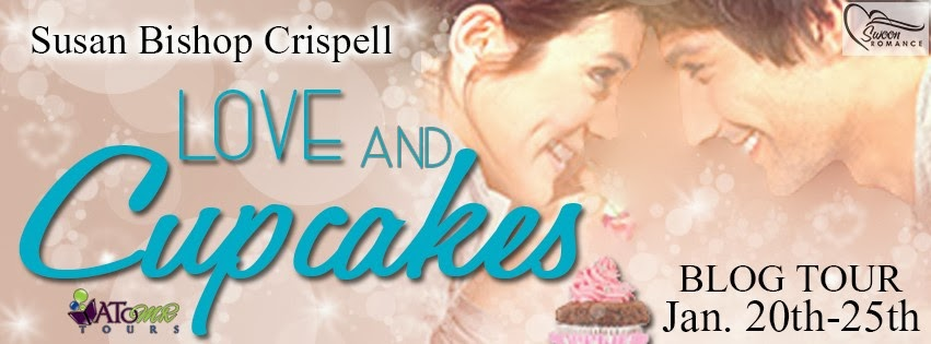 http://atomrbookblogtours.com/2013/12/06/tour-love-and-cupcakes-by-susan-bishop-crispell-and-swoon-romance/