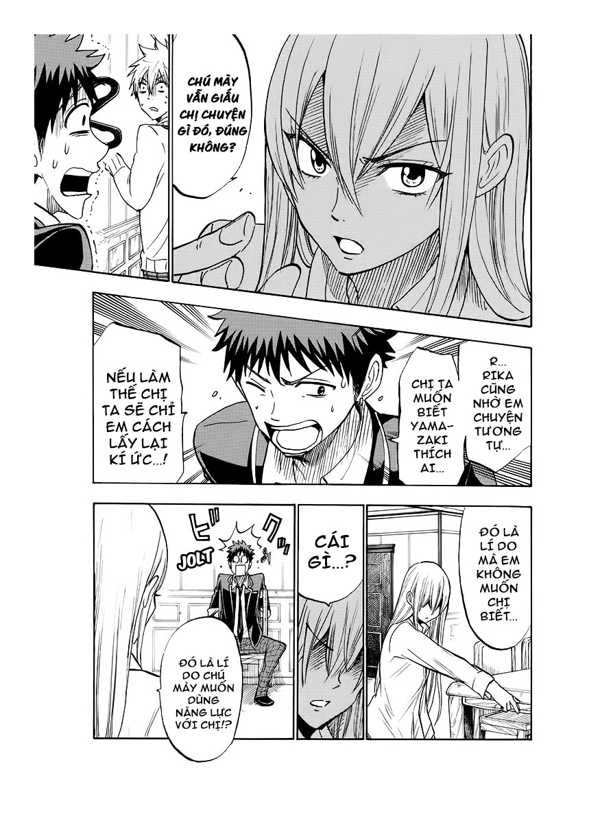 Yamada-kun to 7-nin no majo chap 181 page 6 - IZTruyenTranh.com