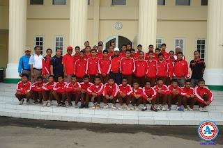 Kontingen LPI Kota Bima Siap Berlaga di Mataram