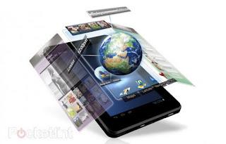 Viewsonic ViewPad G70 with Android 4.0 Ice Cream