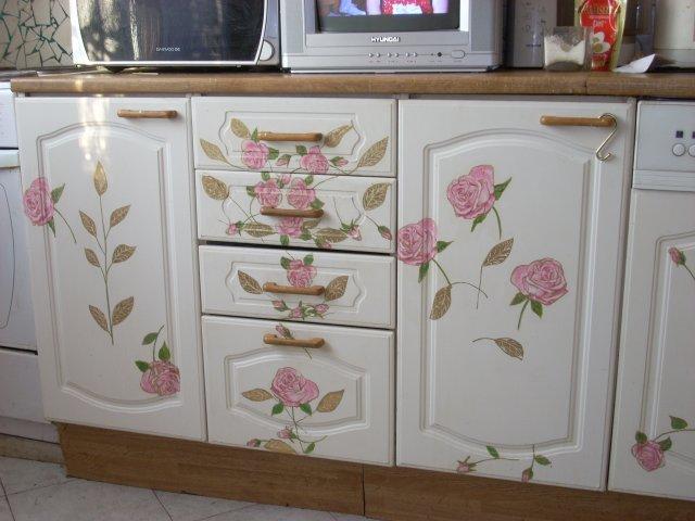 Как обновить старую мебель своими руками на кухне фото 460
