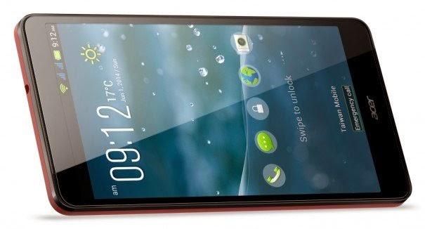 Harga dan Spesifikasi Acer Liquid X1