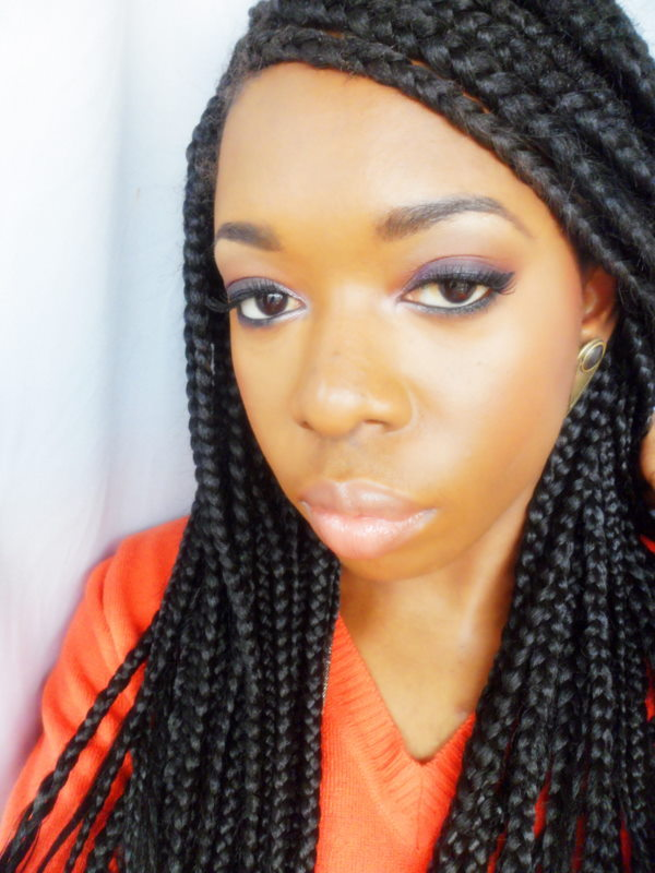 Jumbo Braids Hairstyles Under my weave or braids.