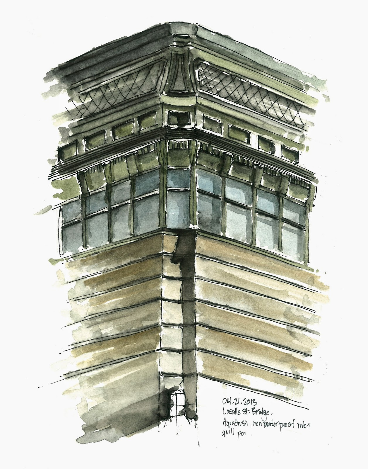 Urban Sketchers Chicago: Tuesday Tips & Tricks: \