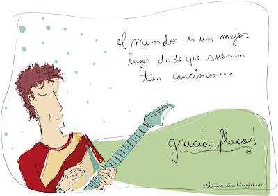 spinetta homenaje ilustracion