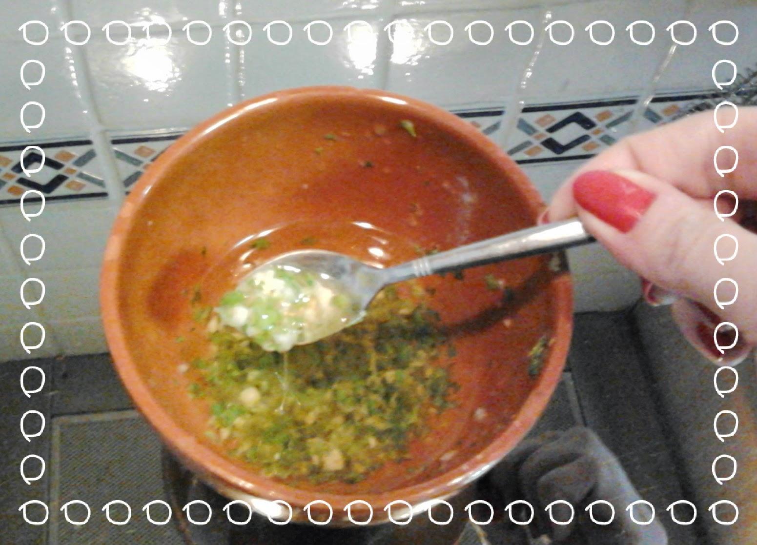 Pescada En Salsa Verde Con Patatas Al Horno